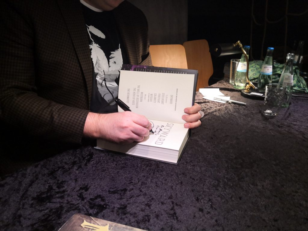 Book Signing